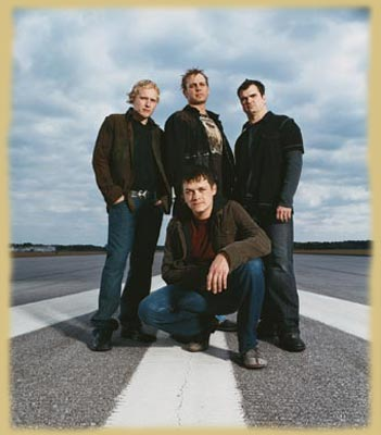 Enter to 3 Doors Down homepage
